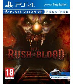 Until Dawn Rush Of Blood (VR Richiesto)