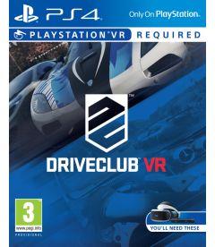 Driveclub (VR Richiesto)