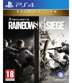 TOM CLANCY'S RAINBOW SIX SIEGE (GOLD EDITION)