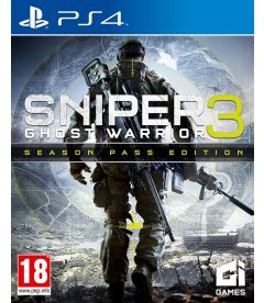 SNIPER GHOST WARRIOR 3 (SEASON PASS EDITION)