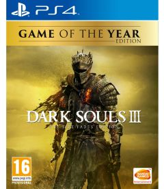 DARK SOULS 3 THE FIRE FADES EDITION (GAME OF THE YEAR)