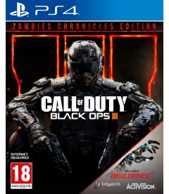 CALL OF DUTY BLACK OPS 3 (ZOMBIES CHRONICLES EDITION, EU)