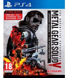 METAL GEAR SOLID 5 DEFINITIVEEXPERIENCE (EU)