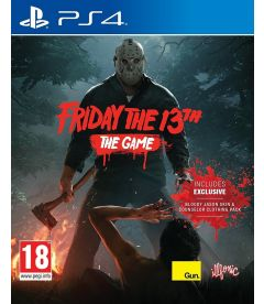 FRIDAY THE 13TH THE GAME (EU)