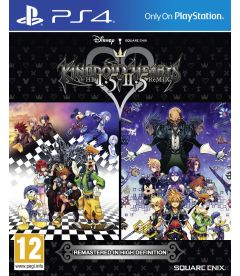 KINGDOM HEARTS HD 1.5 + 2.5 (EU)