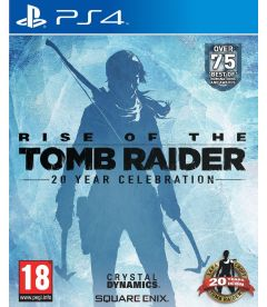 RISE OF THE TOMB RAIDER 20 YEAR CELEBRATION (EU)