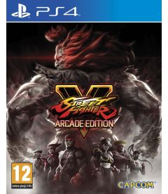 STREET FIGHTER 5 (ARCADE EDITION, EU)