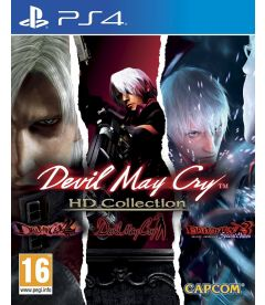 Devil May Cry (HD Collection, EU)