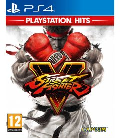 Street Fighter 5 (PlayStation Hits, EU)