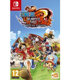 ONE PIECE UNLIMITED WORLD RED(DELUXE EDITION)