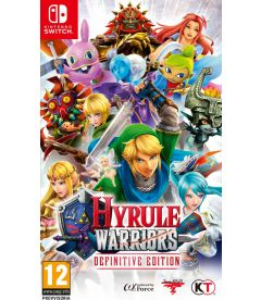 Hyrule Warriors (Definitive Edition)