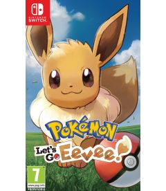 POKEMON LETS GO EEVEE!