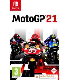 MotoGP 21 (Codice Di Attivazione)