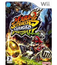 MARIO STRIKER CHARGED FOOTBALL