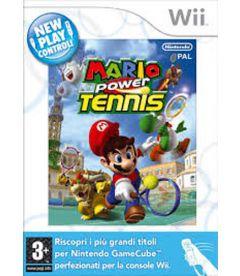 Mario Power Tennis New Play Control