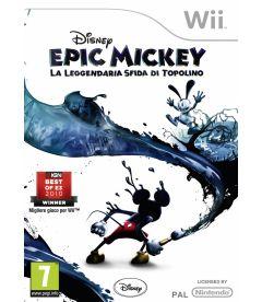 EPIC MICKEY LA LEGGENDARIA SFIDA DI TOPOLINO