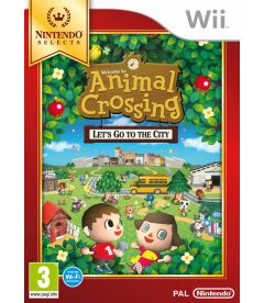 ANIMAL CROSSING LET'S GO TO THE CITY (SELECTS)
