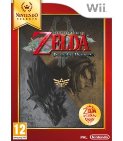 The Legend Of Zelda Twilight Princess (Selects, EU)