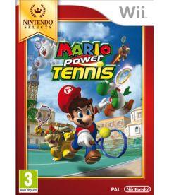 MARIO POWER TENNIS (SELECTS)