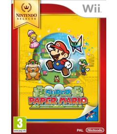 Super Paper Mario (Select, EU)