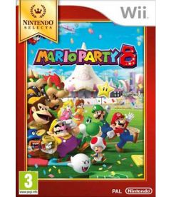 MARIO PARTY 8 (SELECT, EU)
