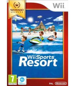 WII SPORTS RESORT (SELECTS, EU)