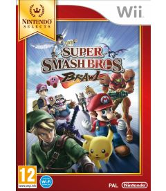 SUPER SMASH BROS. BRAWL (SELECTS, EU)