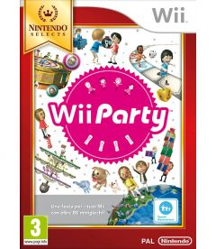 WII PARTY (SELECTS)