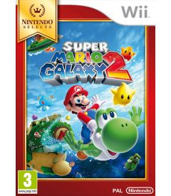 SUPER MARIO GALAXY 2 (SELECTS, EU)