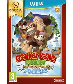 DONKEY KONG COUNTRY TROPICAL FREEZE (SELECTS)