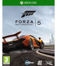 FORZA MOTORSPORT 5 (DAY 1 EDITION)
