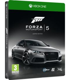 FORZA MOTORSPORT 5 (LIMITED EDITION)