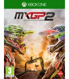 MXGP 2: THE OFFICIAL MOTOCROSS VIDEOGAME