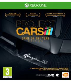 PROJECT CARS (GAME OF THE YEAR EDITION)