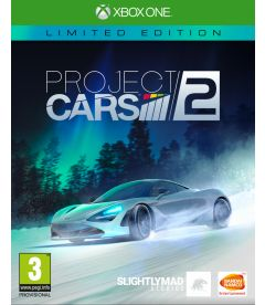 PROJECT CARS 2 (LIMITED EDITION)