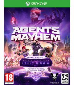 Agents Of Mayhem (Day One Edition)