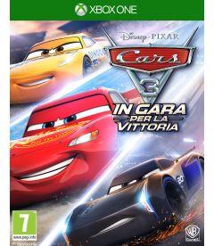 CARS 3 - IN GARA PER LA VITTORIA