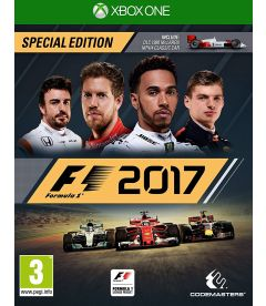 F1 2017 (SPECIAL EDITION)
