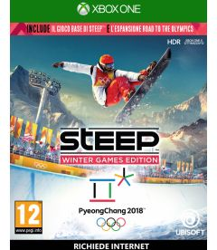 STEEP (WINTER GAMES EDITION)