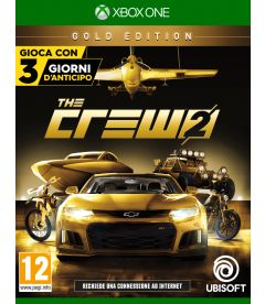 THE CREW 2 ( GOLD EDITION )