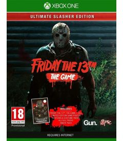 FRIDAY THE 13TH THE GAME (ULTIMATE SLASHER EDITION, EU)