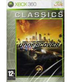 NEED FOR SPEED UNDERCOVER (CLASSICS)
