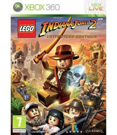 LEGO INDIANA JONES 2 L AVVENTURA CONTINUA