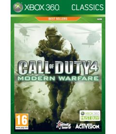 CALL OF DUTY 4 MODERN WARFARE(CLASSICS)