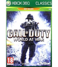 CALL OF DUTY WORLD AT WAR (CLASSICS)