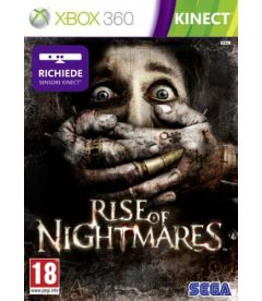 RISE NIGHTMARES KINECT