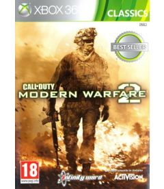 CALL OF DUTY MODERN WARFARE 2(CLASSICS)