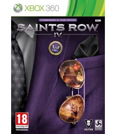 Saints Row 4 (Commander In Chief Edition)