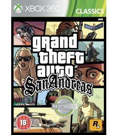 GTA SAN ANDREAS (CLASSICS)