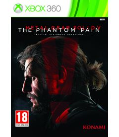 METAL GEAR SOLID 5 THE PHANTOM PAIN